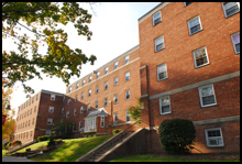 Christie Hall - Residential Building