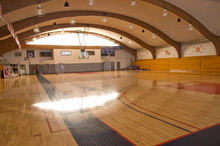 Bowman Gymnasium - Auditorium and Athletic Facility