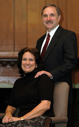 Dr. Michael and Susan Scales