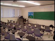 Boon Campus Center Classroom