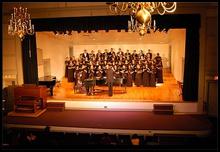Pardington Hall - Auditorium and Breakout Spaces