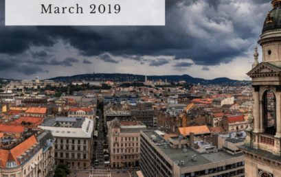 Global Service-Learning: Hungary Spring Break 2019