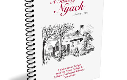 A Taste of Nyack Cookbook