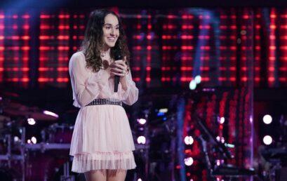 WNYK Interviews NBC's THE VOICE Star Carolina Rial