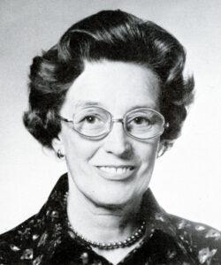 Photo of Elizabeth Jackson