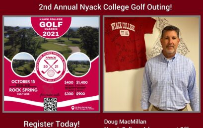 WNYK Previews the 2nd Annual Nyack College Golf Outing with Doug MacMillan