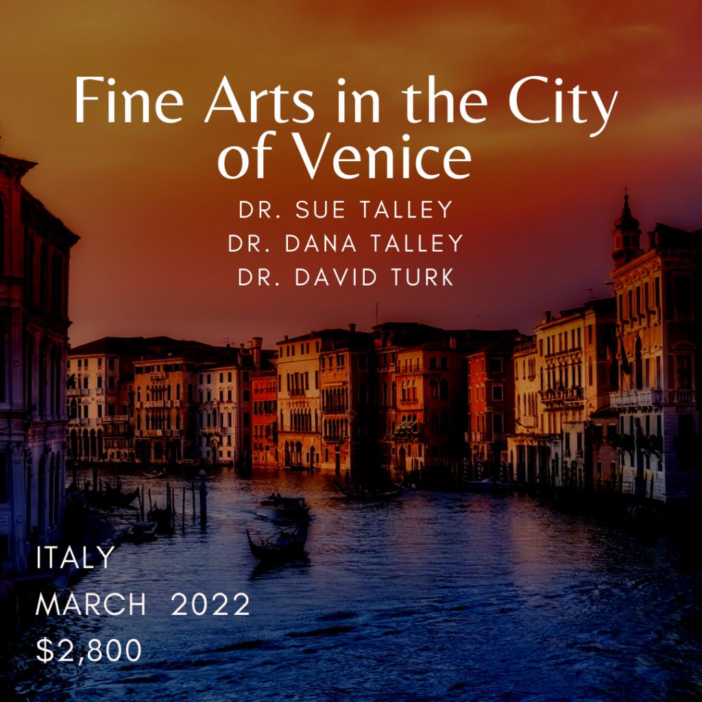 Venice Trip - March 2022