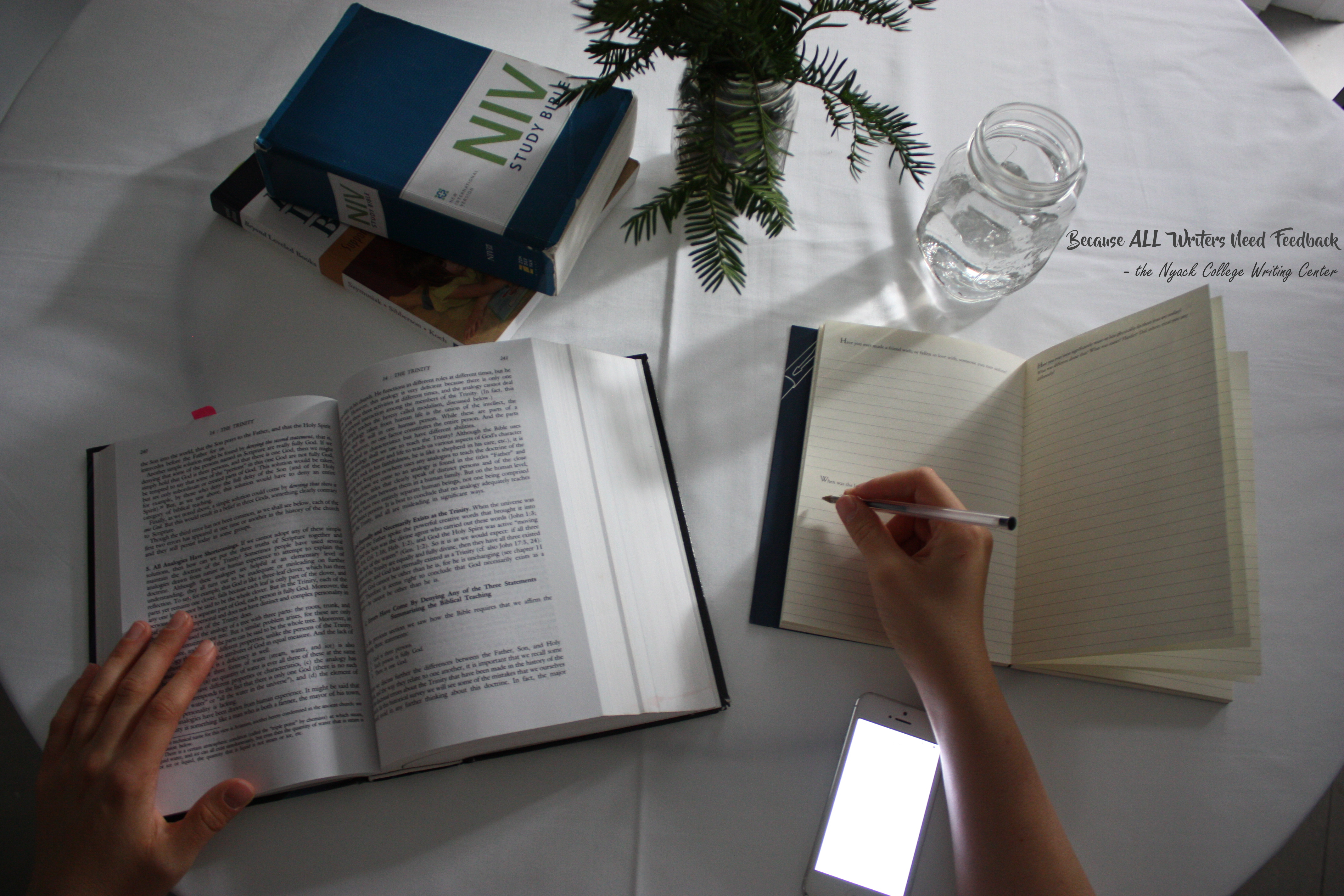 Nyack College Writing Center_Undergrad Resources